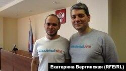 Иркутск, Захар Сарапулов и Сергей Беспалов