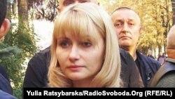 Керівник люстраційного комітету Дніпропетровщини Таміла Ульянова