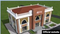 Проект строительства салона красоты, парикмахерской и бани в одном объекте (сайт Комитета по архитектуре и строительству)