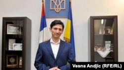 Ambasador Ukrajine u Beogradu Oleksandr Aleksandrovič