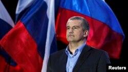 Сергій Аксенов, архівне фото