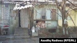 Məruzə Məmmədovanın yaşadığı ev