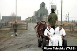 В деревню Воротец Брагинского района едут дозиметристы
