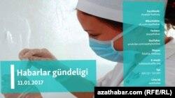 Habarlar gündeligi – 11-nji ýanwar, 2017.