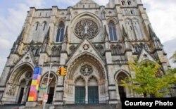 Собор св. Иоанна в Нью-Йорке