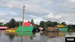 Наводнение в Амурской области