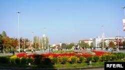 Скопје - плоштад Македонија