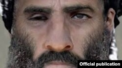 Лидер Талибана Мулла Омар.