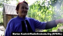 Наталя, жителька «старої Авдіївки»