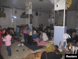 Sklonište u distrihtu Bab Amro