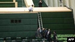نظر شعله سعدی در باره حملات روز چهارشنبه به مجلس