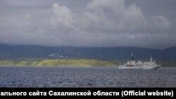Курильские острова. Иллюстративное фото