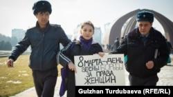 Бишкек. 2020-жылдын 8-марты.