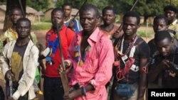 """Republika Qendrore Afrikane - Grupi militant i krishterë """"anti-Seleka"""" (Ilustrim)"""