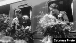 Regina Elena revine din exil, septembrie 1940