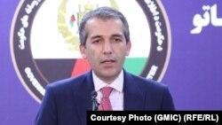 صدیق صدیقی سخنگوی رئیس جمهور