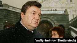 Віктар Януковіч. Архіўнае фота.