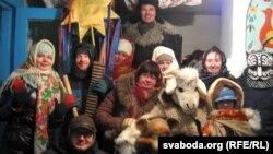 Талакоўскія калядоўшчыкі