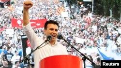 Lideri opozitar maqedon, Zoran Zaev - Arkiv