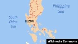 Филиппин аралдары. Көрнекі сурет.