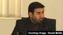 د افغانستان د انتخاباتو د خپلواک کمېسیون رئیس نجیبالله احمدزی