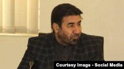 نجیب الله احمدزی رئیس کمیسیون مستقل انتخابات