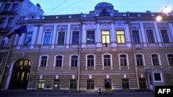 Консульство Польши в Санкт-Петербурге (архивное фото)