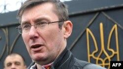 Юрій Луценко, 7 квітня 2013 року