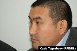 Амангельды Шорманбаев, адвокат.