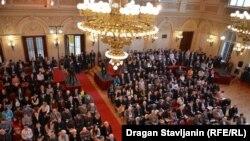 Форум-2000 в Праге. Октябрь 2016 года