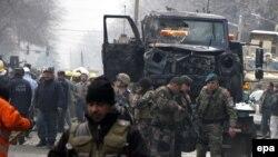 Турски војници во Авганистан.