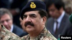 Командувач армії Пакистану, генерал Рахіль Шаріф
