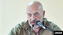 Голова Луганської військово-цивільної адміністрації Георгій Тука