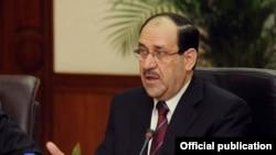 رئيس مجلس الوزراء نوري المالكي