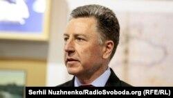 Представник Держдепартаменту США з питань України Курт Волкер