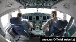 Пілоти літаків ПАТ «Воронезьке акціонерне літакобудівне товариство»