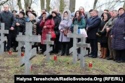 Вшанування 75-х роковин трагедії у Сагрині