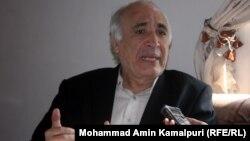 پخوانی افغان ژورنالېست او د ارادې ورځپاڼې د امتیاز خاوند حاجي سید داوود