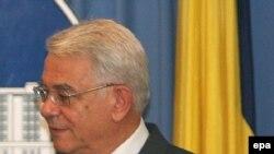 Teodor Meleșcanu în 2007