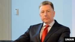 U.S. special envoy for Ukraine Kurt Volker (file photo)