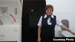 """Евгения Магурина, бортпроводница """"Аэрофлота"""" с 2010-го года, подала на авиакомпанию в суд"""
