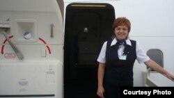 Aeroflotun stuardesası Yevqenia Magurina 2010-cu ildə aviaşirkəti məhkəməyə verib