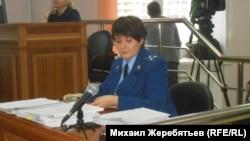 Прокурор Ольга Колтакова