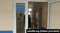 Bolnica u Uzbekistanu, ilustracija