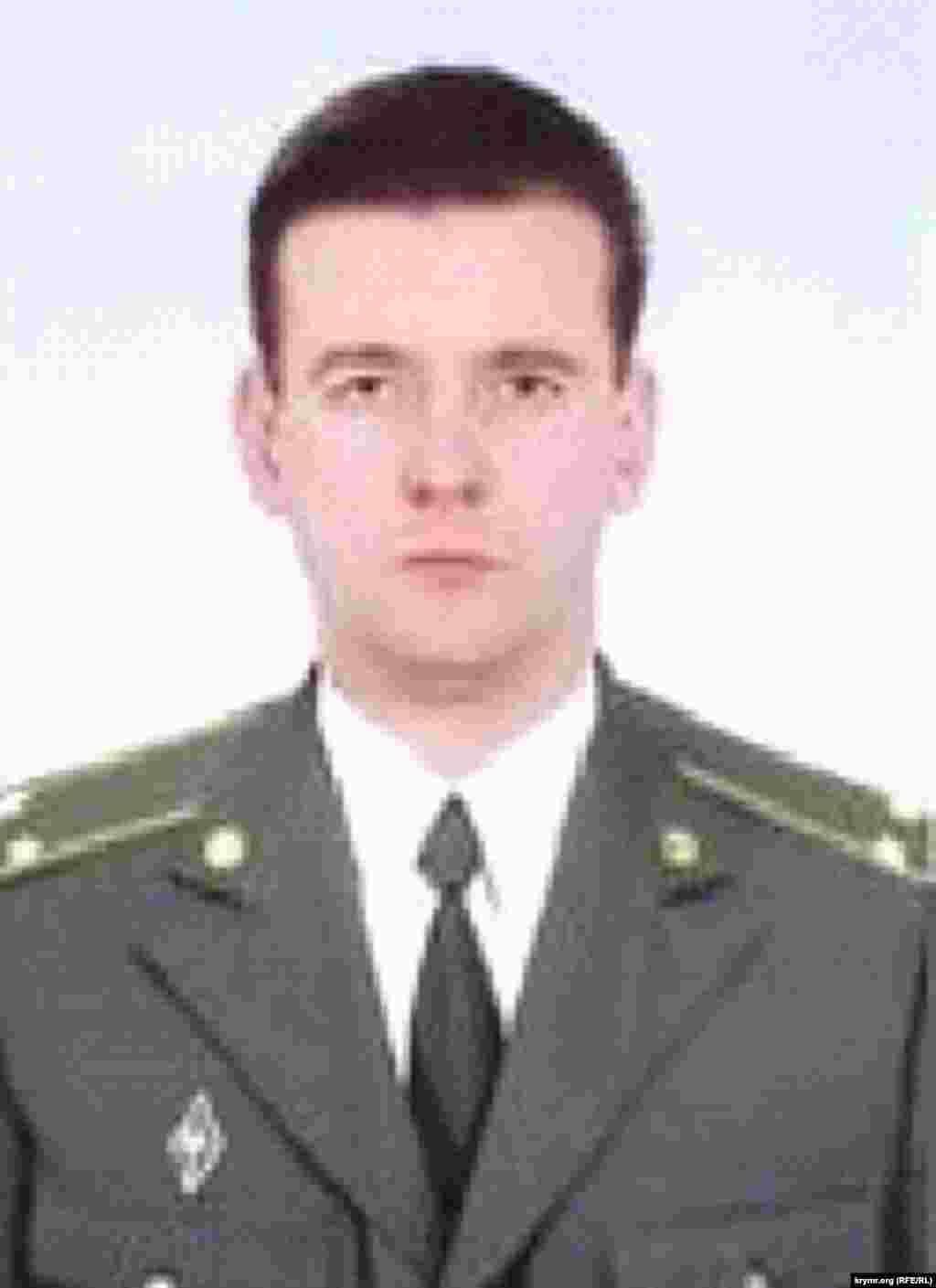 Александр Клочай - сотрудник ФСБ в минтрансе Крыма