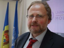 Heiner Bielefeldt, the UN's Special Rapporteur on the freedom of religion or belief