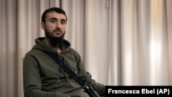Tumso Abdurakhmanov (here in 2018) said he survived the February attack by overpowering an assailant armed with a hammer.