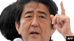 Прем'єр-міністр Японії Сіндзо Абе