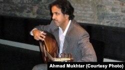 عازف العود العراقي احمد مختار في أمسية بلندن