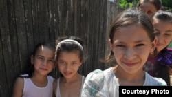 Copii la Schinoasa